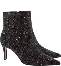 Bota Glitter Colors Black