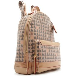 MOCHILA NEW TRIANGLE AMENDOA