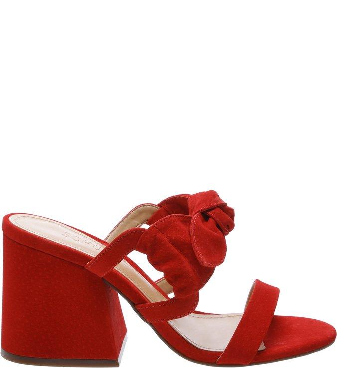 Sandália Mule Sweet Red