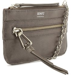 CROSSBODY POCKET GREY