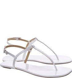 Flat Minimal Verniz White
