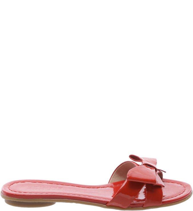 Flat Laço Rosso