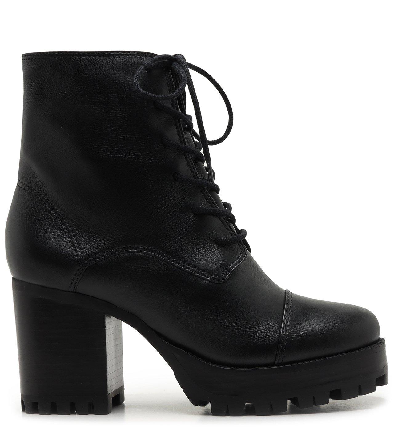 Combat Boot Tratorada Black | Schutz