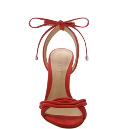 Sandália Lace-Up Red