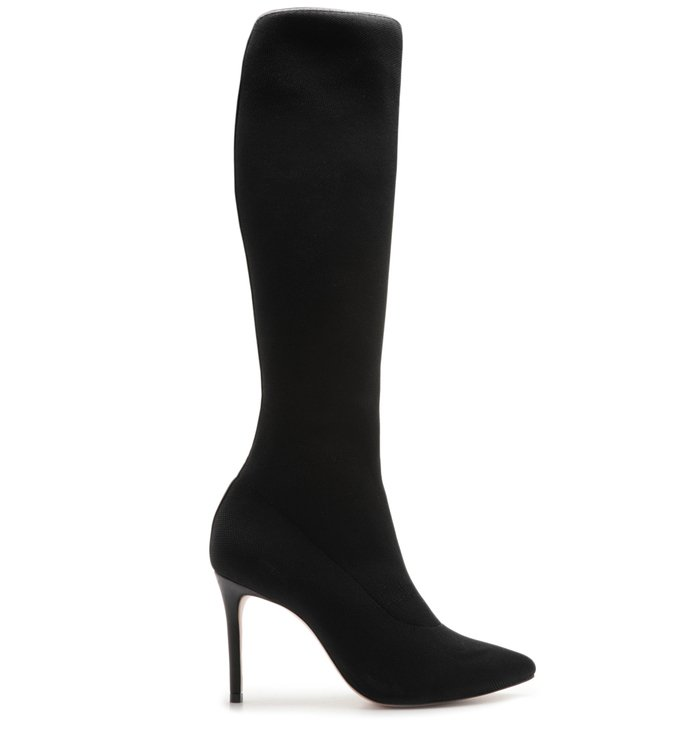 Bota Salto Stretch Black | Schutz