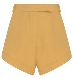 Ginger x Schutz Short Yellow