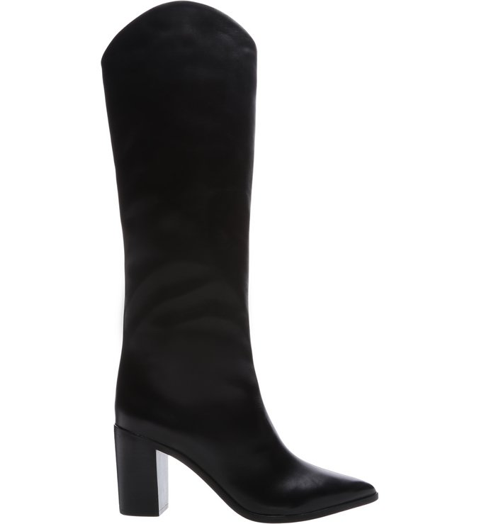 Bota Minimal Western Black