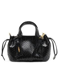 Tote Bag Archie Snake Black