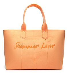 Shopping Bag Connie Tangerine