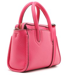 Mini Tote Crossbody Pink