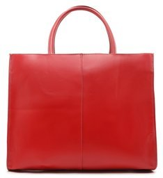 "Shopping Bag ""A to Z"" Street Red"