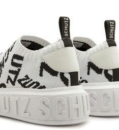 Tênis It Schutz Knit Bold White
