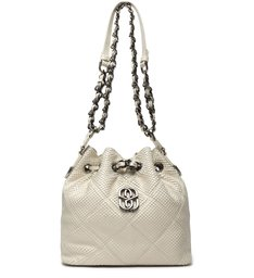 Bucket Bag Precious White