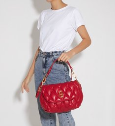 Shoulder Bag Candy Red