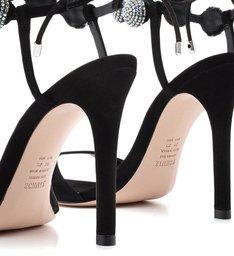 Sandália Glam Stones Black