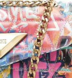Mini Crossbody Matelassê 944 Street Art