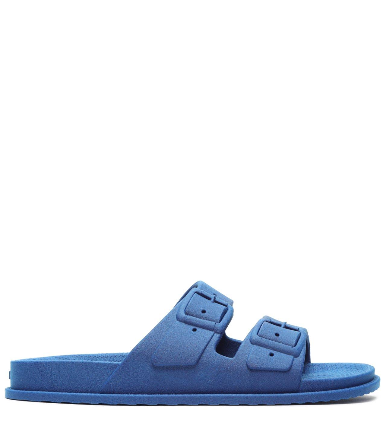 Slide Buckles Full Plastic Blue | Schutz