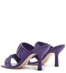 SANDÁLIA MULE FUN STRAPS PURPLE
