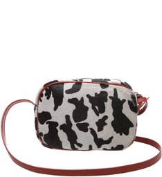 Crossbody Kate Cow Print