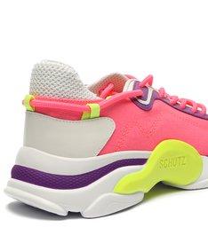 Sneaker Rush Pink x Neon