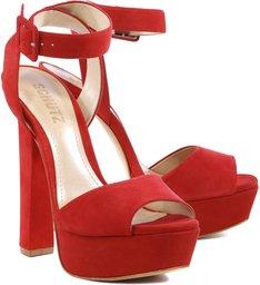 Sandália Seventies Red