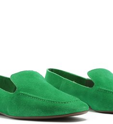 LOAFER SUEDE POP EMERALD