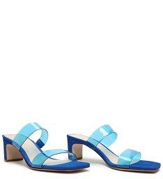 Mule Vinil Full Color Blue
