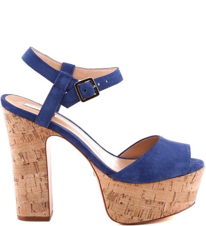 Sandália 70'S  Summer Blue