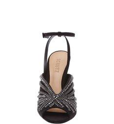 Sandália Twist Glam Black