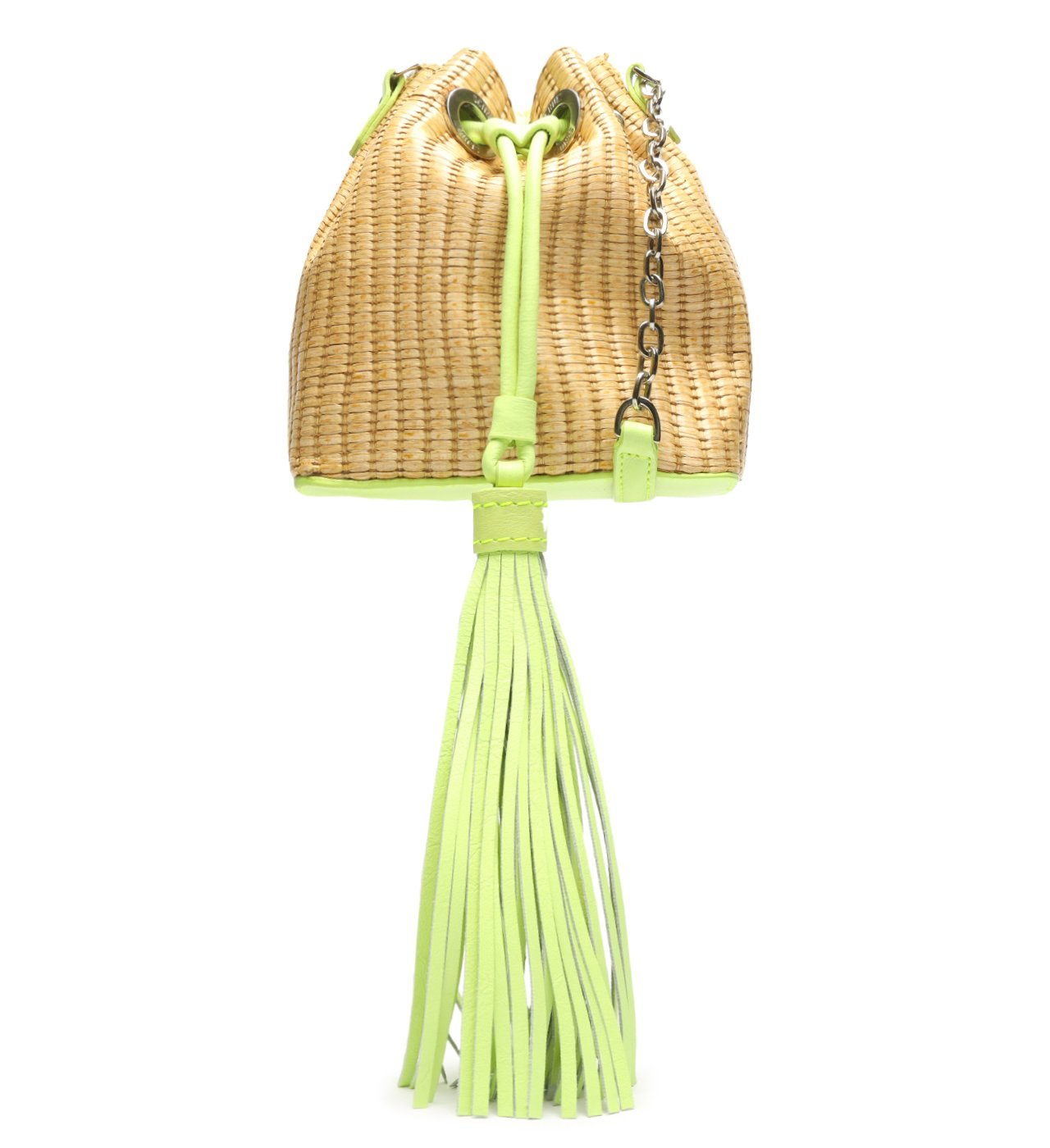 Bucket Bag Drop Neon Green | Schutz