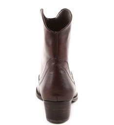 Ankle Boot Cowgirl Brown
