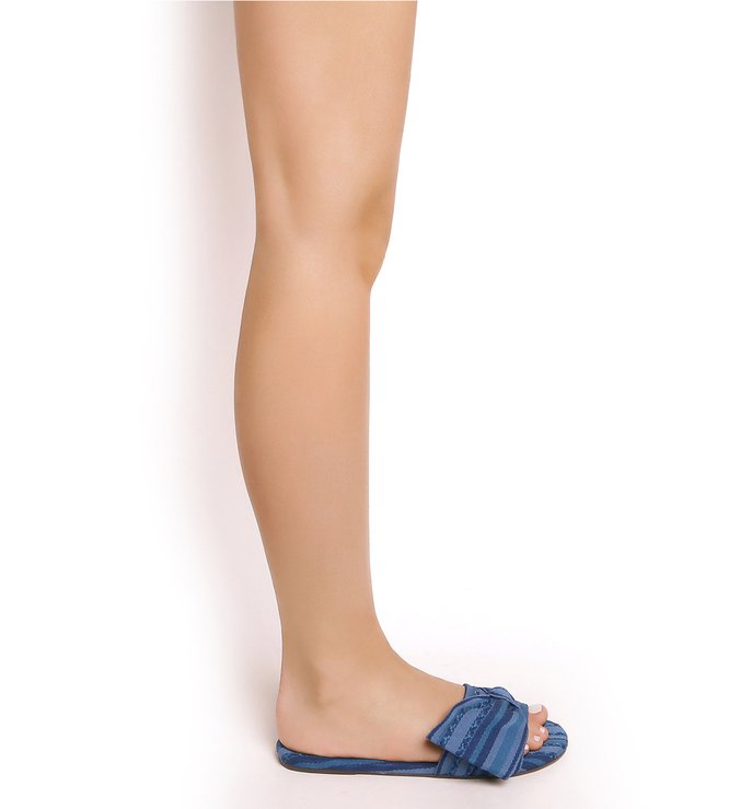 Flat Maxi Lace Multiazul