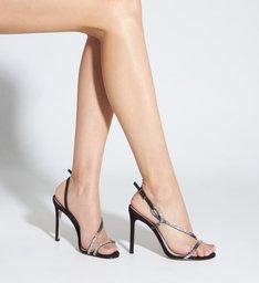 Sandália Curves Deluxe Black
