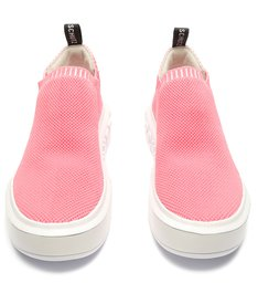 Sneaker It Schutz Knit Candy Rose