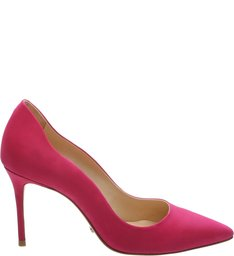 Scarpin Curves Bright Rose