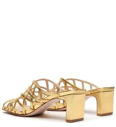 Mule Trama Gold