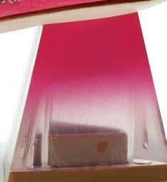 Sandália Block Heel New Glam Pink