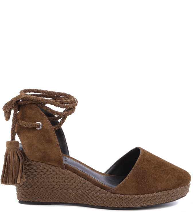 Espadrille Mayale Brown